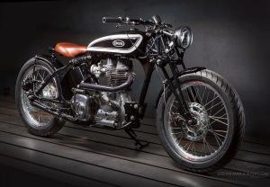 Hollis Type 'A' 350cc Front View